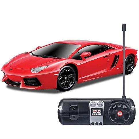 Maisto Maisto Tech 1:24 Lamborghini Aventado Renkli